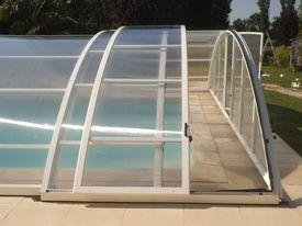 Monter un abri de piscine sans rails kitabripiscine for Abris piscine coulissant sans rail