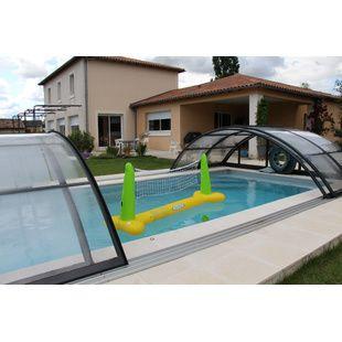 Abris de piscine semi hauts et hauts en kit kitabripiscine for Rechauffer une piscine