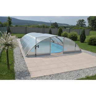 Abris de piscine semi hauts et hauts en kit kitabripiscine for Abri de piscine haut en kit