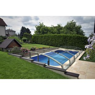Piscine en kit 3x6 for Piscine bois rectangulaire 3x6