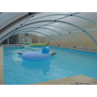 Destockage abris de piscine kitabripiscine for Abri de piscine semi haut