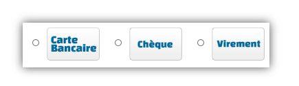 Choix des différents modes de paiement pour l'achat d'un abri de piscine