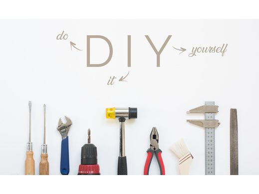 La tendance du Do It Yourself (DIY)
