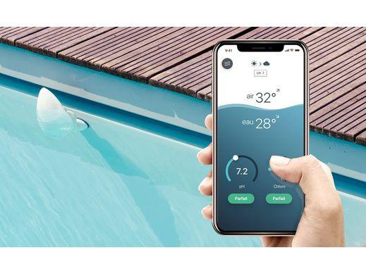La domotique pour piscine