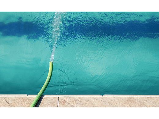 Mettre en eau sa piscine
