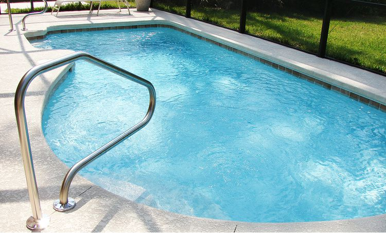 Les piscines coques