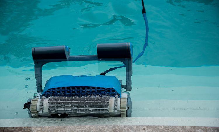 Les robots de piscine