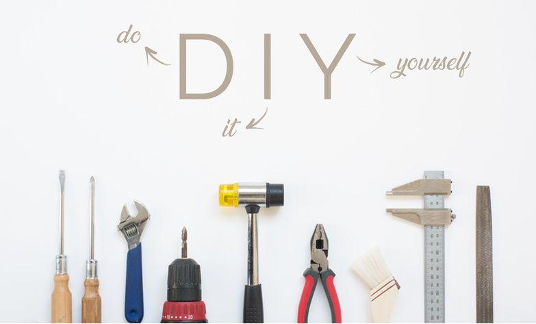 La tendance du Do It Yourself (DIY)