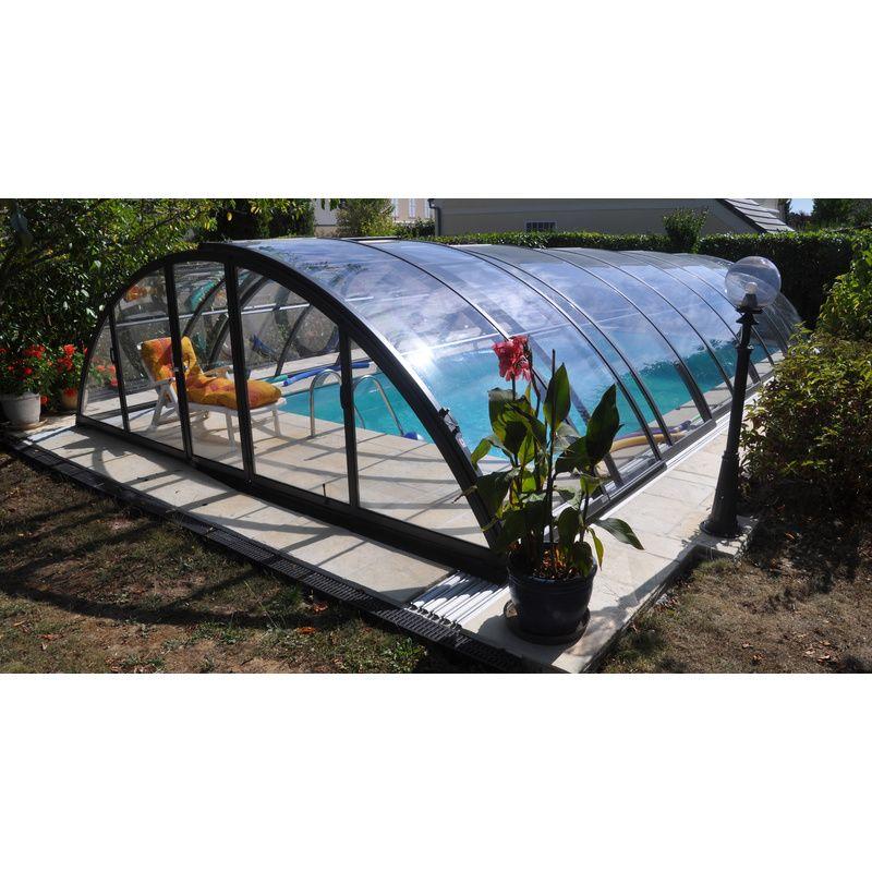 abri de piscine semi haut pyla d kitabripiscine. Black Bedroom Furniture Sets. Home Design Ideas