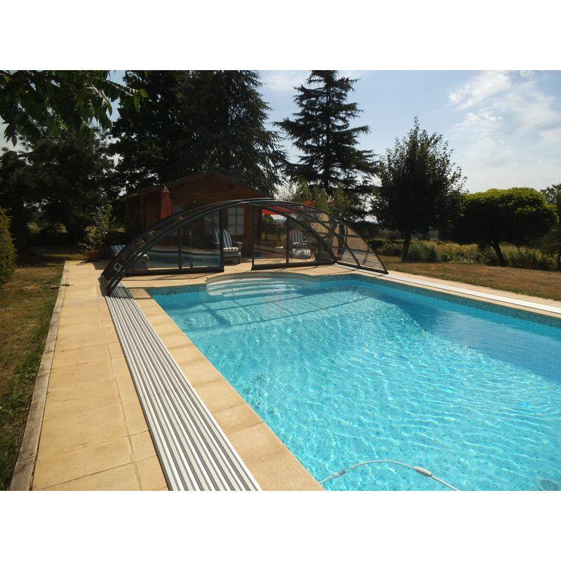 pyla e pour une piscine de 5 x 12 m kitabripiscine sp cialiste des abris de piscine et. Black Bedroom Furniture Sets. Home Design Ideas