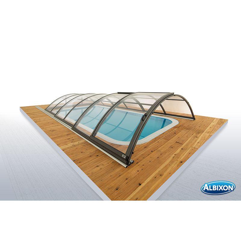 Abri de piscine en kit abri de piscine en kit ce qu il for Abri piscine klasik c