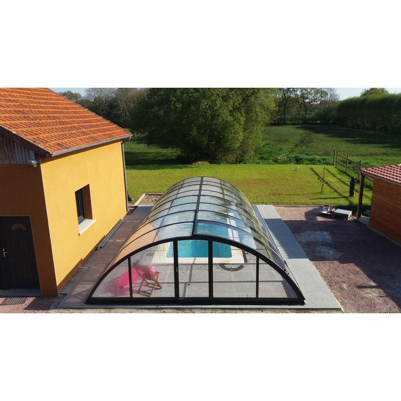 abri piscine 4x8