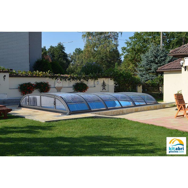abri de piscine bas biarritz a kitabripiscine. Black Bedroom Furniture Sets. Home Design Ideas