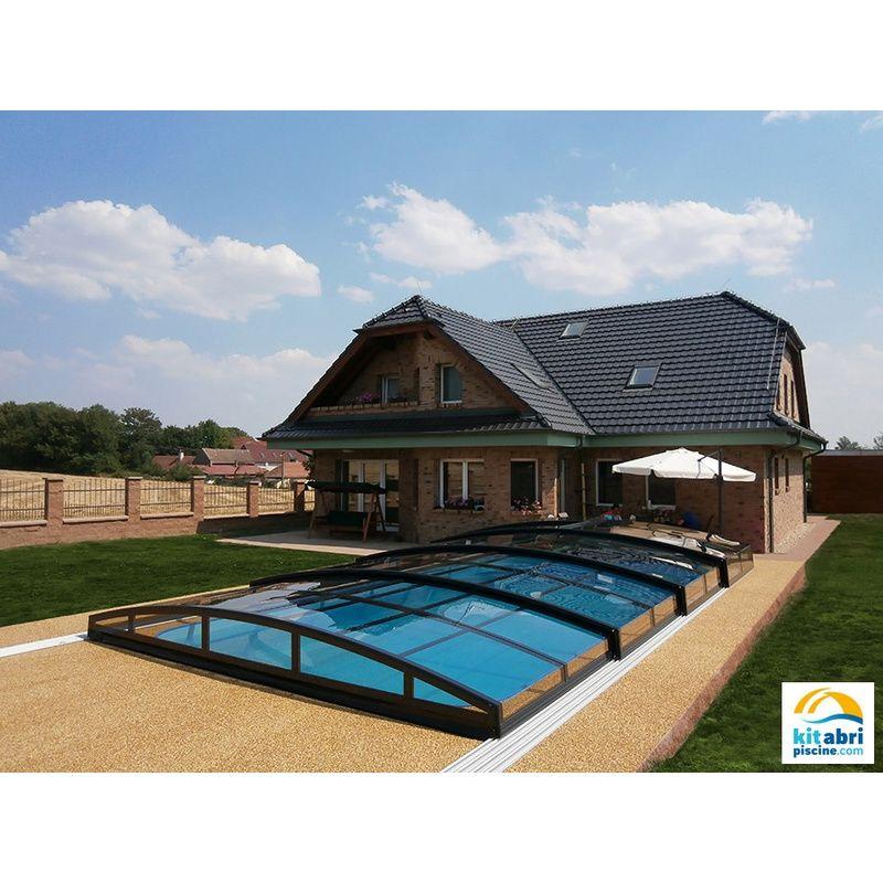 Abri de piscine bas vend me b kitabripiscine for Kit abri de piscine