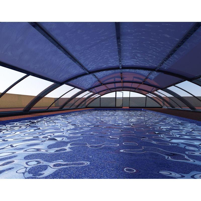 Abri de piscine bas olonne b kitabripiscine - Abris de piscine bas ...
