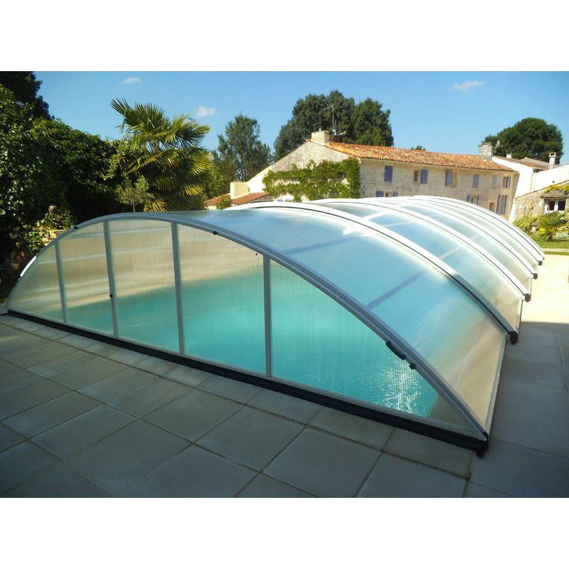 Abri de piscine en kit abris piscine en kit guide piscine for Abri piscine klasik c