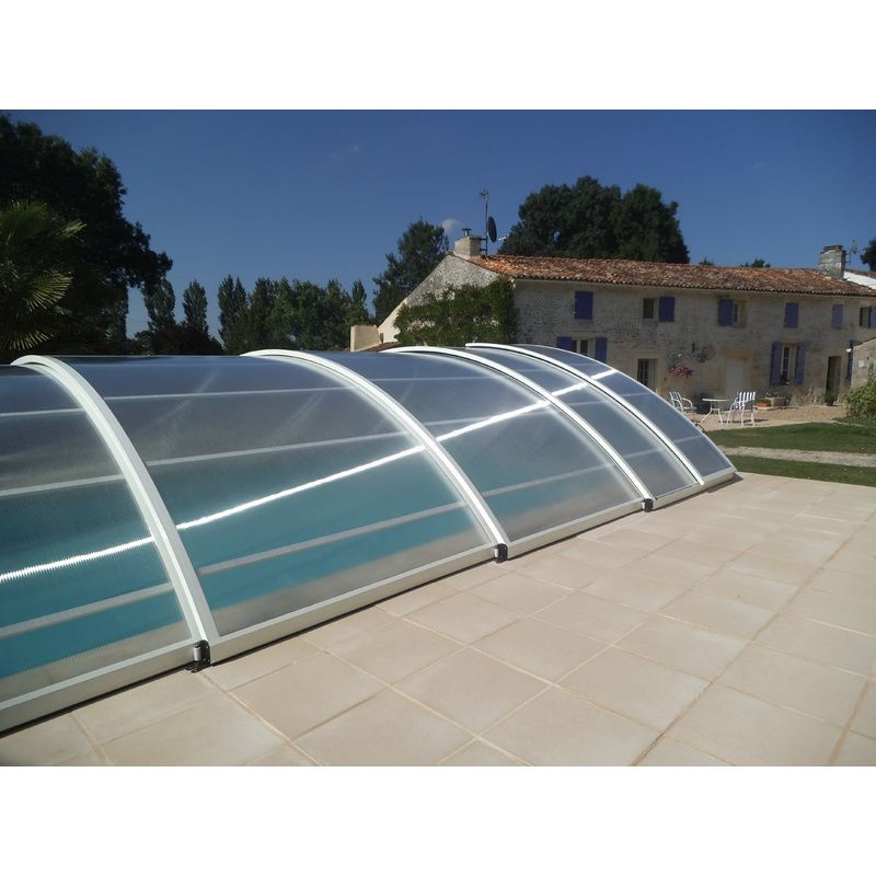 Abri de piscine bas olonne d kitabripiscine for Abri de piscine bas