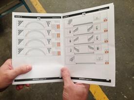 Notice d'utilisation pour monter un abri de piscine en kit